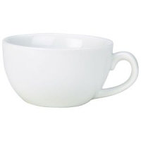 Royal Genware Bowl Shaped Cup 25cl