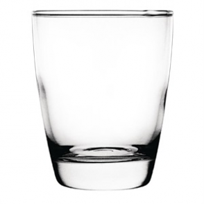 Olympia Conical Rocks Glasses 268ml (12pp)