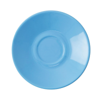 Olympia Cafe Espresso Saucer Blue (Box 12)