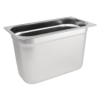 Stainless Steel Gastronorm Pan - 1/3 Size 200mm deep