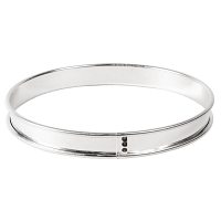 Plain Flan Ring - 160mm