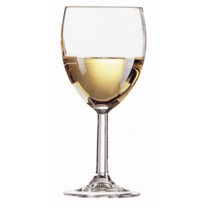 Arcoroc Savoie Grand Vin Wine Glasses 350ml CE Marked at 125ml 175ml and 250ml (48PC)