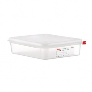 Araven 1/2 GN Food Containers 4L With Lid