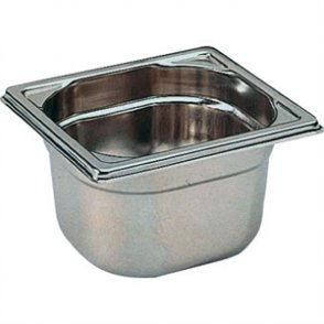 Bourgeat Stainless Steel 1/6 Gastronorm Pan 65mm