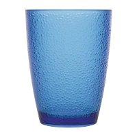 Kristallon Polycarbonate Tumbler Blue 275ml