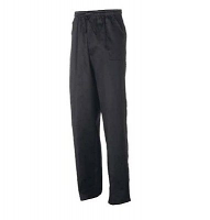 Giblors Chef Trousers Alan Black