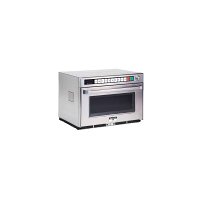 Panasonic NE-1880 Gastronorm Twin Deck Microwave Oven