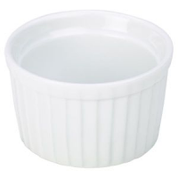 8cm Stacking Ramekin - White