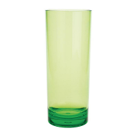 Kristallon Polycarbonate Tumbler Green 360ml