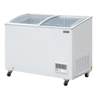 Polar Display Chest FREEZER - 270Ltr - R600a