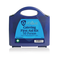 Vogue Catering First Aid Kit 50 Person