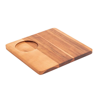 Olympia Small Acacia Coffee Board (Box 6)