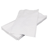 Fiesta White Dinner Napkin 40x40cm 2 Ply (2000pc)