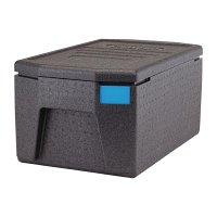 Cambro EPP CamGo Top Loader Insulated Box With Large Handles 1/1 Size 200mm Deep