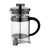 Olympia Gunmetal Contemporary Cafetiere St/St - 6 cup 800ml
