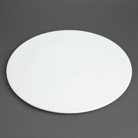 "Olympia Rimless Pizza Plate - 330mm 13"" (Box 6)"