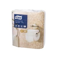Tork Extra Soft Toilet Roll 3 ply (Pack 40)