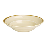 "Olympia Kiln Sandstone Pasta Bowl 9 3/4"" 250x58(H)mm 340ml 12oz (Box 4)"