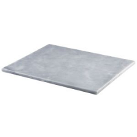Grey Marble Platter 32x26cm GN 1/2