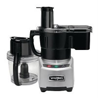 Waring 3.8Ltr Food Processor with Continuous Feed