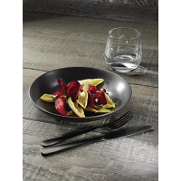 "Olympia Fusion Pasta Bowl 8x1.5"" 202x40(H)mm 680ml 24oz (Box 6)"