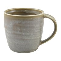 Terra Porcelain Matt Grey Mug 32cl/11.25oz