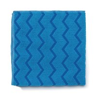 Rubbermaid HYGEN Microfibre Cloths Blue