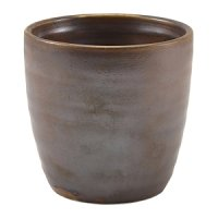 Terra Porcelain Rustic Copper Chip Cup 32cl/11.25oz