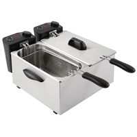 Caterlite Light Duty Fryer 2 x 3.5Ltr