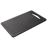 Hygiplas Bar Chopping Board Black 400mm