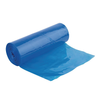 Vogue Anti-slip Disposable Blue Piping Bag - 460x510mm (Box 100)