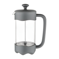Olympia Cafetiere Grey - 8 Cup 1Ltr