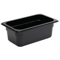 Polycarbonate Gastronorm Container - 1/4 Size 100mm deep