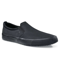 Shoes for Crews Mens Leather Slip