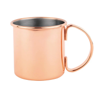 Olympia Copper Barware Mug 500ml