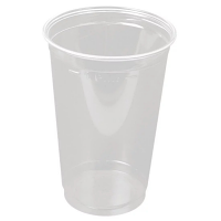 One Pint to Line tumbler CE Marked rPET (Box 500)