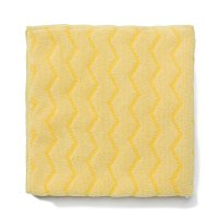 Rubbermaid HYGEN Microfibre Cloths Yellow
