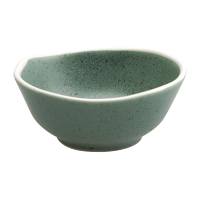 "Olympia Chia Green Dipping Dish 80x35(H)mm 3.1x1.3"" 70ml 2.5oz (Box 12)"