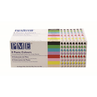 PME Paste Colours Set