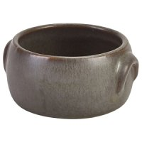 Terra Stoneware Antigo Butter Pot 3oz/90ml