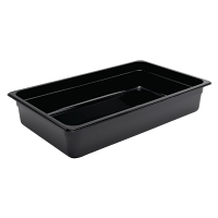 Polycarbonate Gastronorm Container - 1/1 Size 100mm deep
