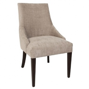 Bolero Neutral Finesse Dining Chairs (Pack of 2)