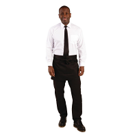 Bistro Apron Black - 750x373mm