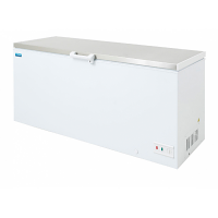 CF500HS Stainless Lid Chest Freezer