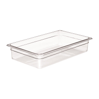 Cambro Polycarbonate 1/1 Gastronorm Pan 100mm
