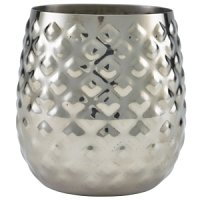 Stainless Steel Pineapple Cup 44cl/15.5oz