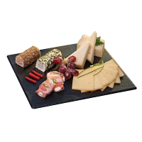 Melamine Slate Effect Display Platter GN 1/1