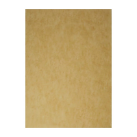 Compostable Greaseproof Sheets 380x275mm 50gsm Unbleached (Case 500)