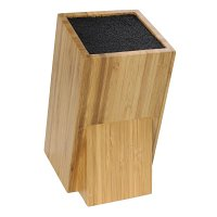 Vogue Wooden Universal Knife Block