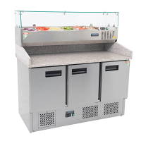 Unifrost PT1400E Pizza Counter